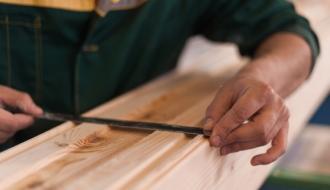 Более 24 млрд рублей направят на развитие деревянного домостроения