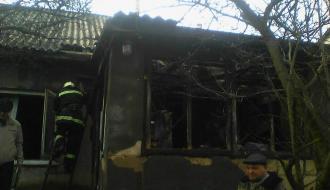 Через детские шалости в Изяславе едва не сгорели трое людей