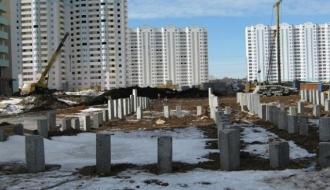 """Достроено сто проблемных объектов """"СУ-155"""""""