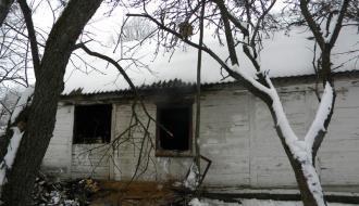 Два человека погибли в пожаре в Шепетовском районе