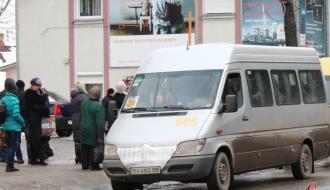 Городской совет рассмотрит петицию с просьбой не повышать стоимость проезда в маршрутках Хмельницкого