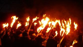 Хмельничан запрошуюють на факельный марш