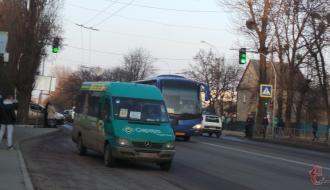 Хмельницкие патрульные рассказали, сколько маршруток и троллейбусов попало в ДТП за 14 месяцев их работы