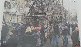 Хмельницкий Майдан в фотографиях представили в музее истории города