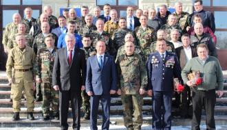 К 28-й годовщине вывода советских войск из Афганистана в Хмельницком почтили память воинов-интернационалистов
