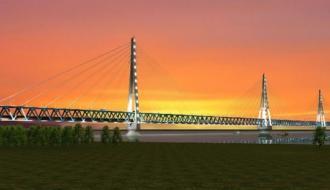 Китай и Япония проявили интерес к проекту моста через Лену