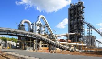 Китай поможет Башкирии построить цементный завод