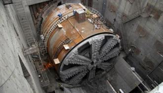 Китай поставит в Москву пять тоннелепроходческх комплексов