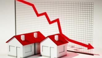 Минэкономразвития заявило о резком падении объемов строительства
