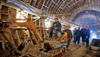 """""""Мосинжпроект"""" ищет подрядчика на строительство двух участков второго кольца метро"""