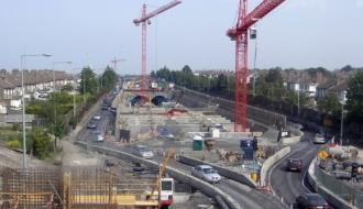 Москва ищет подрядчика для строительства участка трассы за 63 млрд рублей