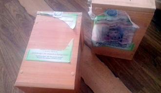 На Хмельнитчине наркозависимый воровал ящики с деньгами на лечение детей