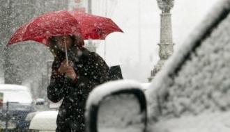 На Хмельнитчине завтра ожидается ухудшение погодных условий