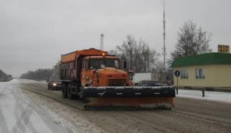 На содержание дорог Области нужно 450 миллионов гривен, не учитывая стоимости ремонта