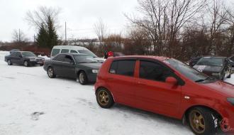 На соревнования в Хмельницкий съедутся автомобилисты из разных городов Украины