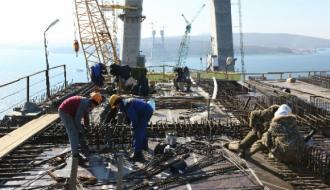 Началось строительство моста Благовещенск - Хэйхэ