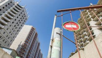 Объем строительства жилья в Новосибирске рухнул в полтора раза