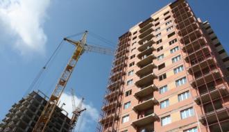 Объем ввода жилья составил 78,6 млн. кв. м в 2017 году