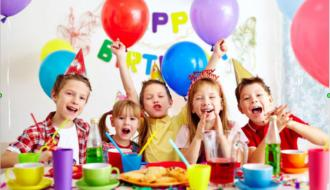 Организация детского праздника собственными силами