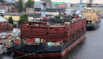 ПАТЭС в июне 2019 г. прибудет в порт приписки Певек на Чукотке