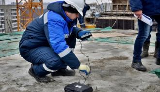 Почти 1 тыс. испытаний провели на стройках Москвы