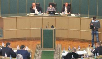 Председатель Хмельницкого облсовета не будет отчитываться перед депутатами