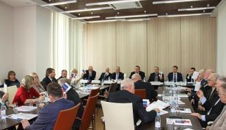 Проектные и изыскательские СРО ЦФО обсудили главные вопросы