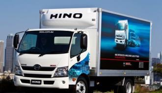 Производство японских грузовиков Hino запустят в Подмосковье