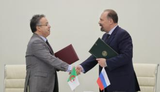 Россия и Алжир будут сотрудничать в сфере строительства и ЖКХ