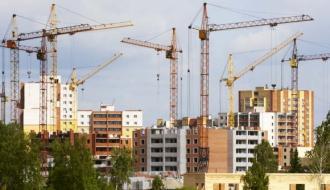 Рост жилищного строительства в 2017 году показал только юг России