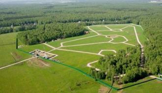 С начала года жители области заплатили полмиллиарда гривен земельного налога