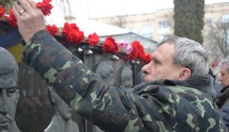Сергей Лабазюк принял участие в торжествах ко Дню воина-интернационалиста