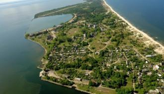 Следующей осенью планируется строить канал через Балтийскую косу
