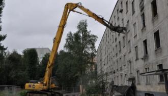 Снос пятиэтажек в Москве скоро завершится