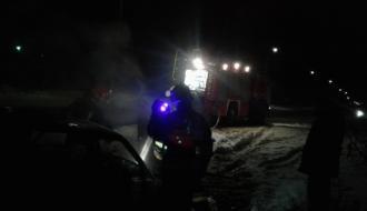 В Деражнянском районе за сутки произошло два пожара