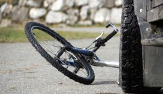 В Дунаевецком районе автомобиль сбил насмерть велосипедиста и скрылся с места ДТП