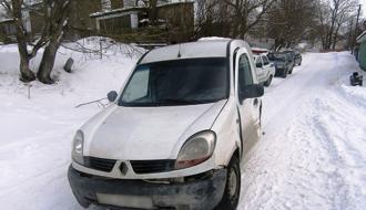 В Городке парень угнал автомобиль, заехал в соседний район и сломался