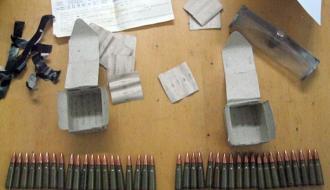 В Хмельницком на железнодорожном вокзале задержали атовця с боеприпасами