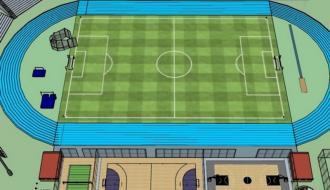 В Каменце-Подольском появится современный стадион для проведения соревнований международного уровня