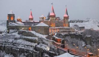 В Каменец чаще всего ездят иностранные туристы из Польши, Германии и США
