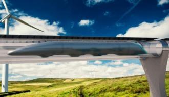 В Китае построят собственный Hyperloop