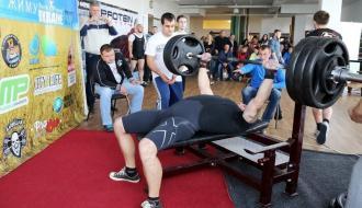 В Шепетовке состоится открытый Кубок Подолья по жиму лежа и тяги