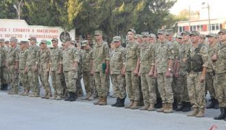 В новой военной части в Каменке будут готовить инженеров, топографов и специалистов радиационной защиты