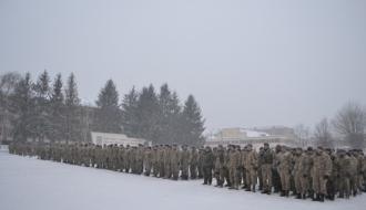 В зону АТО поехали военные инженеры из Каменца