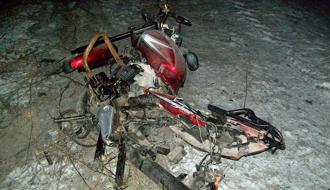Вблизи Славуты в ДТП погиб 23-летний мотоциклист
