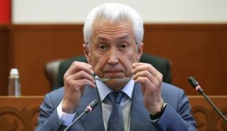 Владимир Васильев приостановил строительство в Дагестане