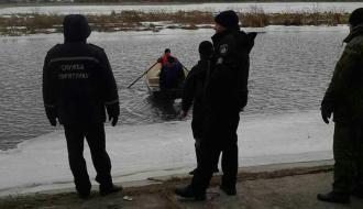 Во время рыбалки в Изяславе утонул 33-летний мужчина