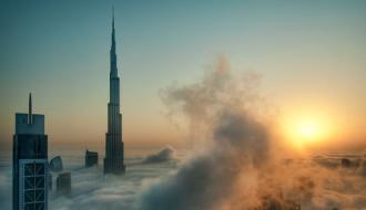 Вращающийся небоскрёб построят в Дубае к 2020 г.