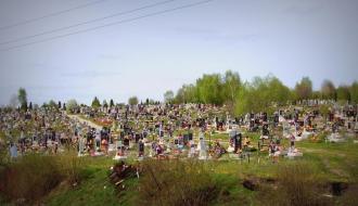 Выкопать яму на кладбище стало дороже