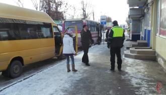 За неделю в области зафиксировали 54 нарушения в сфере перевозок
